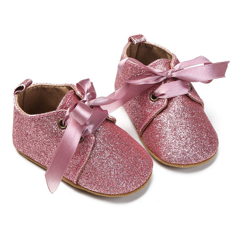 5 Colors Newborn Baby Shoes Girls