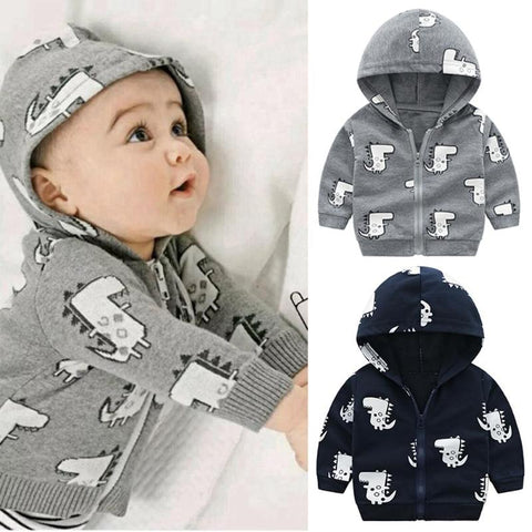 Newborn Baby Boys Cotton Coat Kids