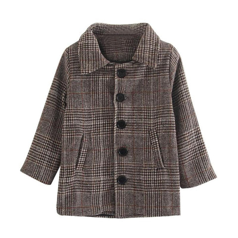 Baby Girls Outerwear Coats Children Jacket