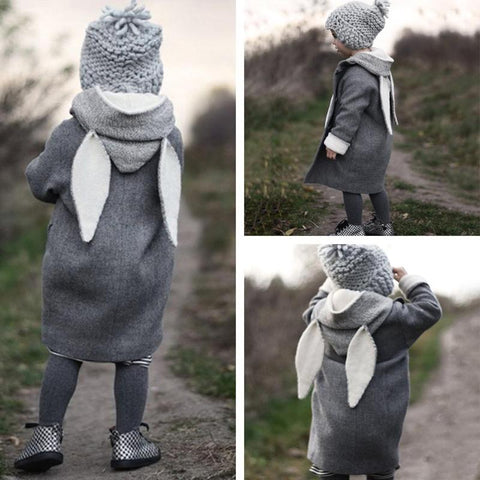 Winter Cute Newborn Baby Jackets