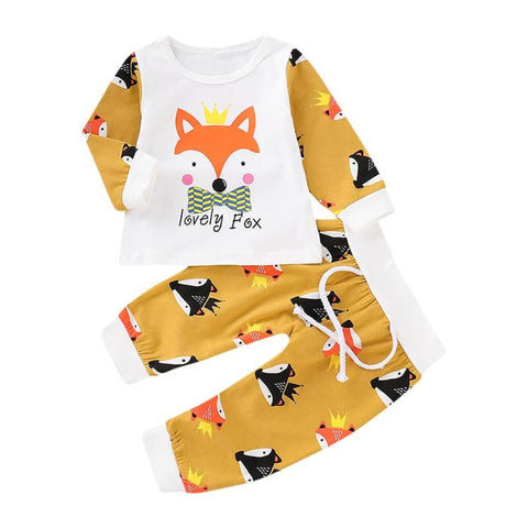 2pcs/set Kids Clothes Sets