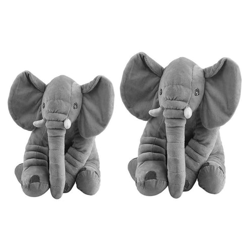 40/60cm Infant Soft Appease Elephant Playmate