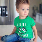 Baby Boys Summer Cartoon T Shirts