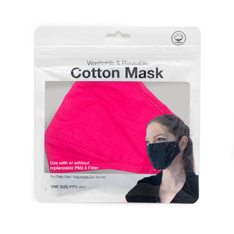 Filtration Cotton Mask