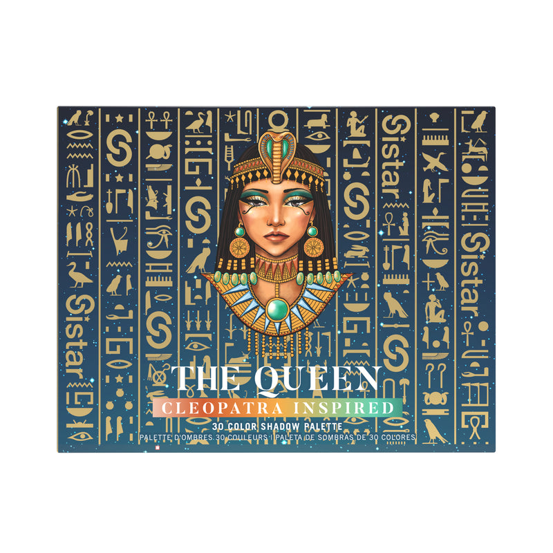 [The Queen] 30 Color Eyeshadow Palette
