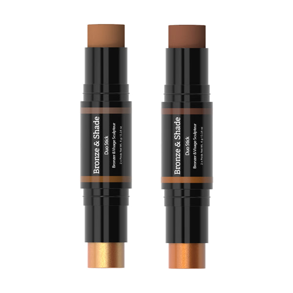 Bronze & Shade Duo Stick-Face-$9.99-Sistar Cosmetics