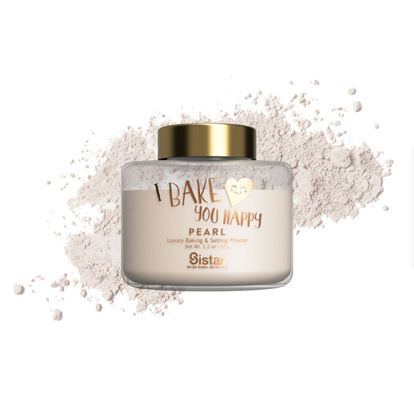 [New] I Bake You Happy Loose Powder