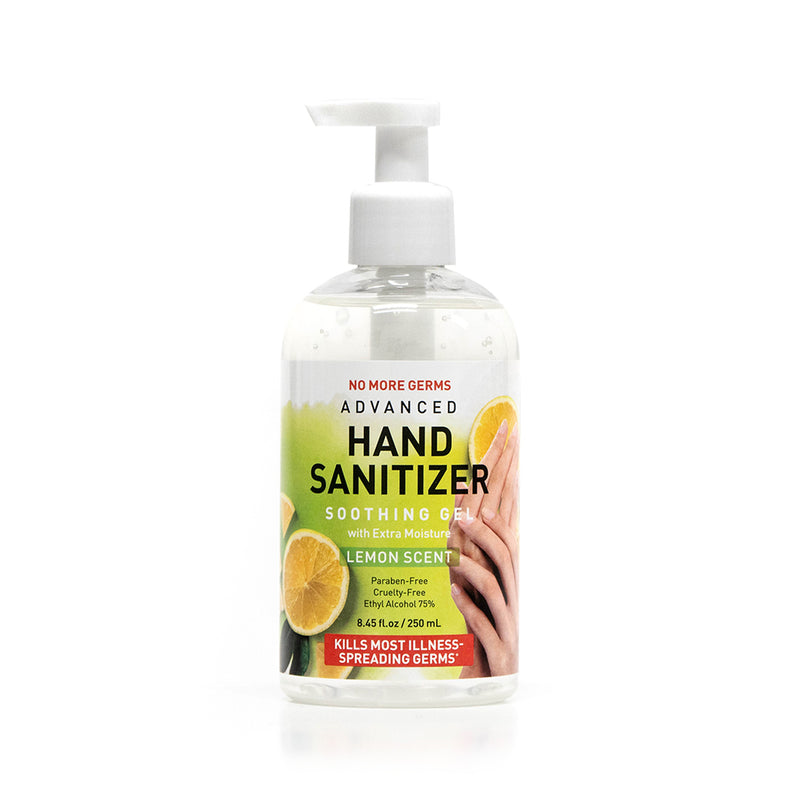 Hand sanitizer 8.45fl oz, 250ml
