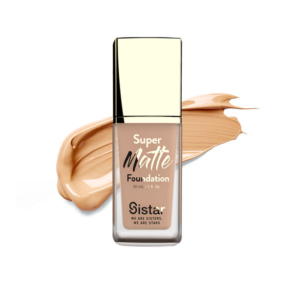 Super Matte Foundation-Face-$9.99-Sistar Cosmetics