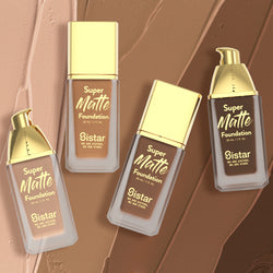 [New] Super Matte Foundation
