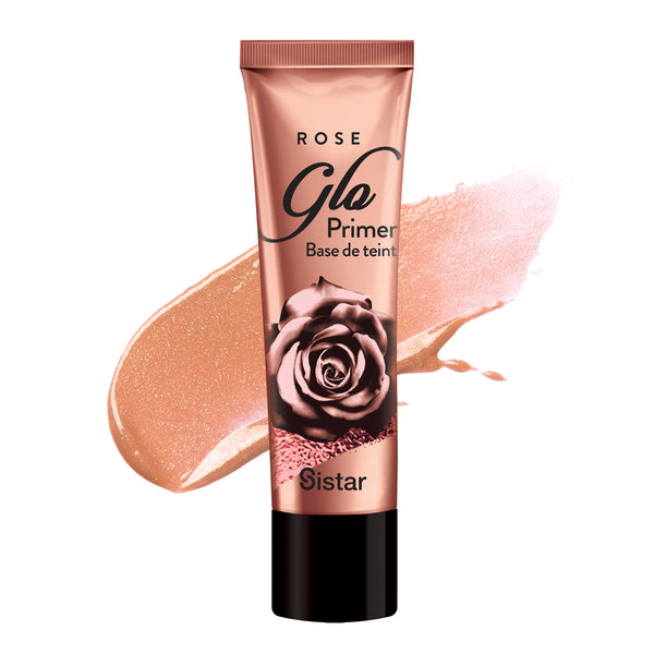 CLEARANCE] Rose Glo Primer - Base de teint
