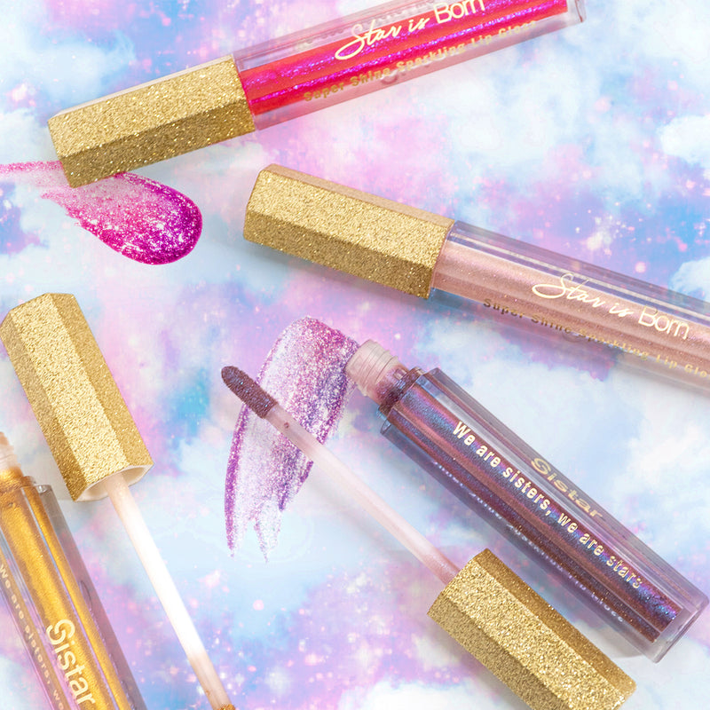 [New] Star Is Born Holographic Lip Gloss