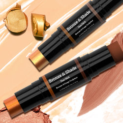 Clearance] Bronze & Shade Duo Stick-Face-$4.00-Sistar Cosmetics