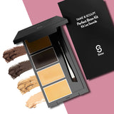 Clearance] Tame & Sculpt Perfect Brow Kit-Eyes-$5.99-Sistar Cosmetics