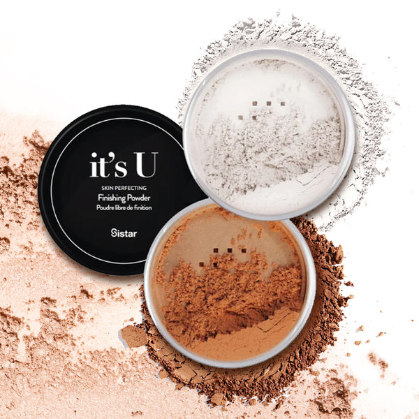 Clearance] Sistar IT'S U SKIN PERFECTING LOOSE SETTING POWDER-Face-$4.00-Sistar Cosmetics