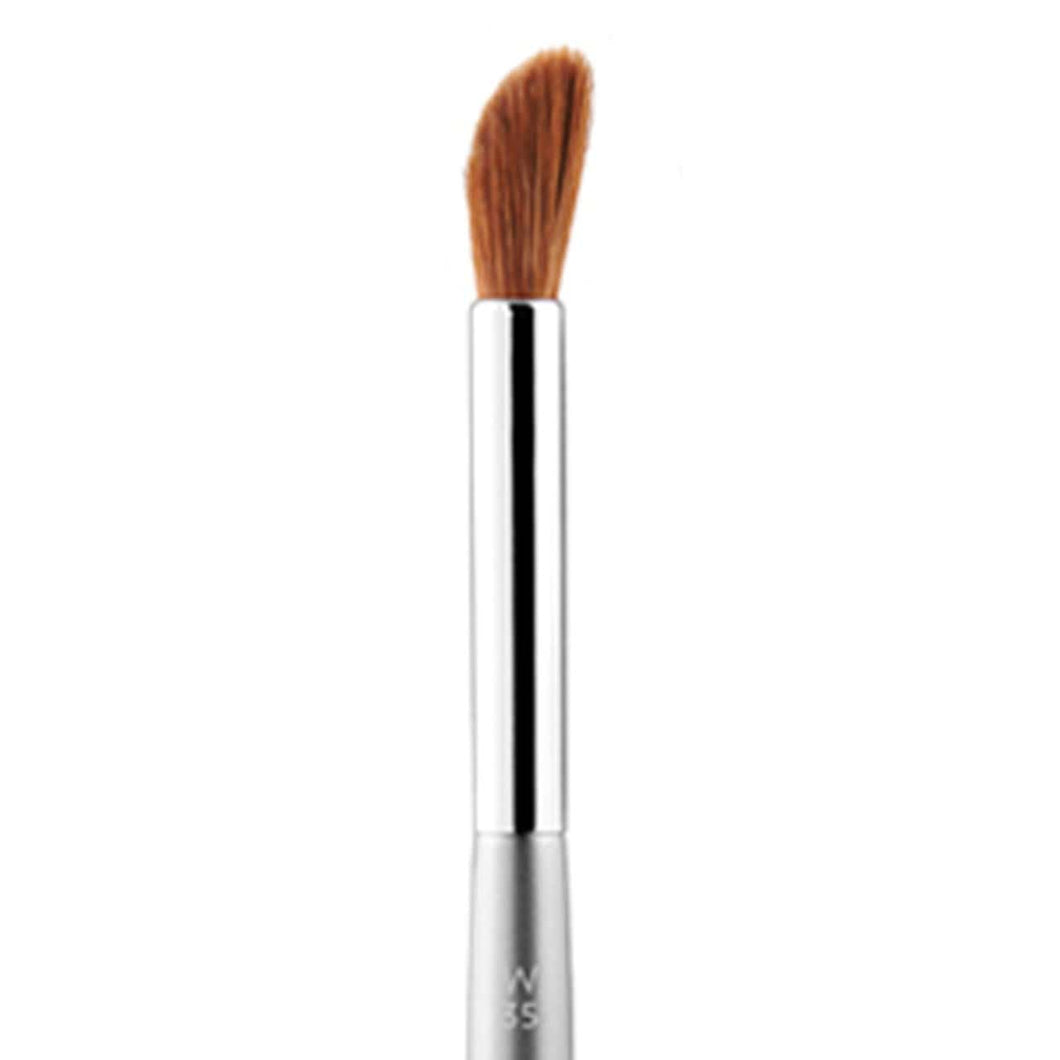 ESUM W35 - LARGE ROUND-ANGLE EYE CONTOUR BRUSH