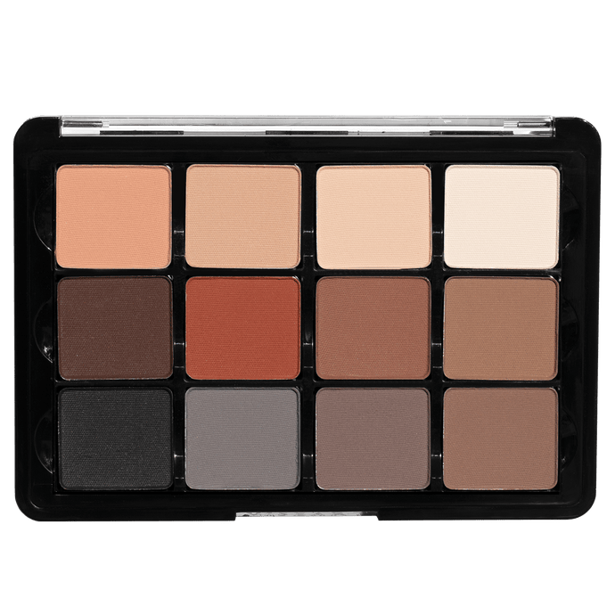 Viseart Eyeshadow Palette: 01 Neutral Mattes