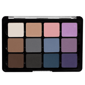 Viseart Eyeshadow Palette: 07 Cool Mattes