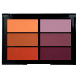 Viseart Blush Palette 03 - Orange | Violet