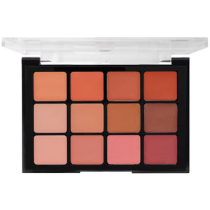Viseart Lip Palette: 01 Muse Nudes