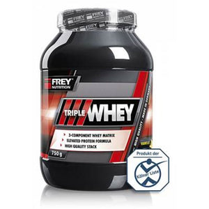 Nutrtition - Triple Whey (750G)