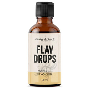Body Attack - Flav Drops (50ML)