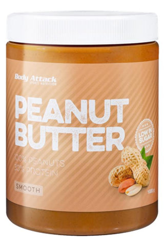Body Attack - Peanut Butter (1000G)