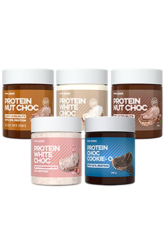 Body Attack - Protein Choc (250G)