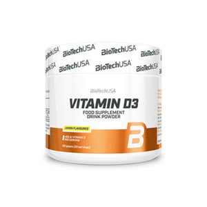 BioTechUSA- Vitamin D3 Drink Powder   (150gr)