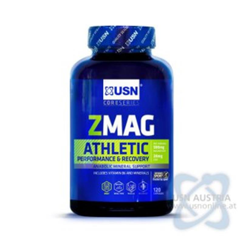 USN- ZMAG  Athletic  (120 Kaps)