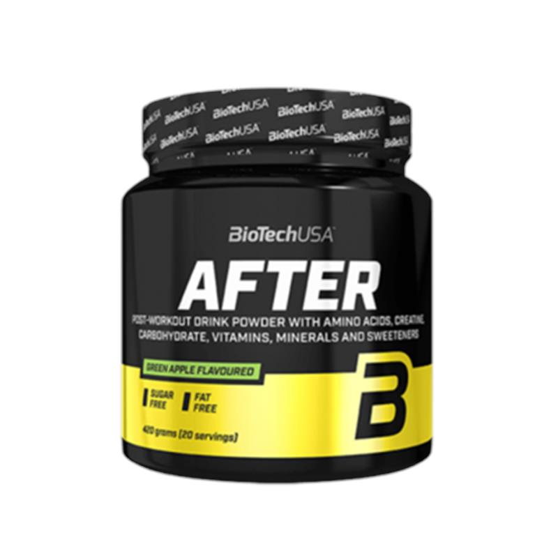 BiotechUSA- After Post Workout Drink Powder   (420gr)