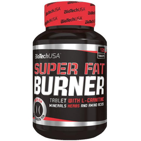 BioTechUSA-Super Fat Burner 120 Kapsel  (216gr)