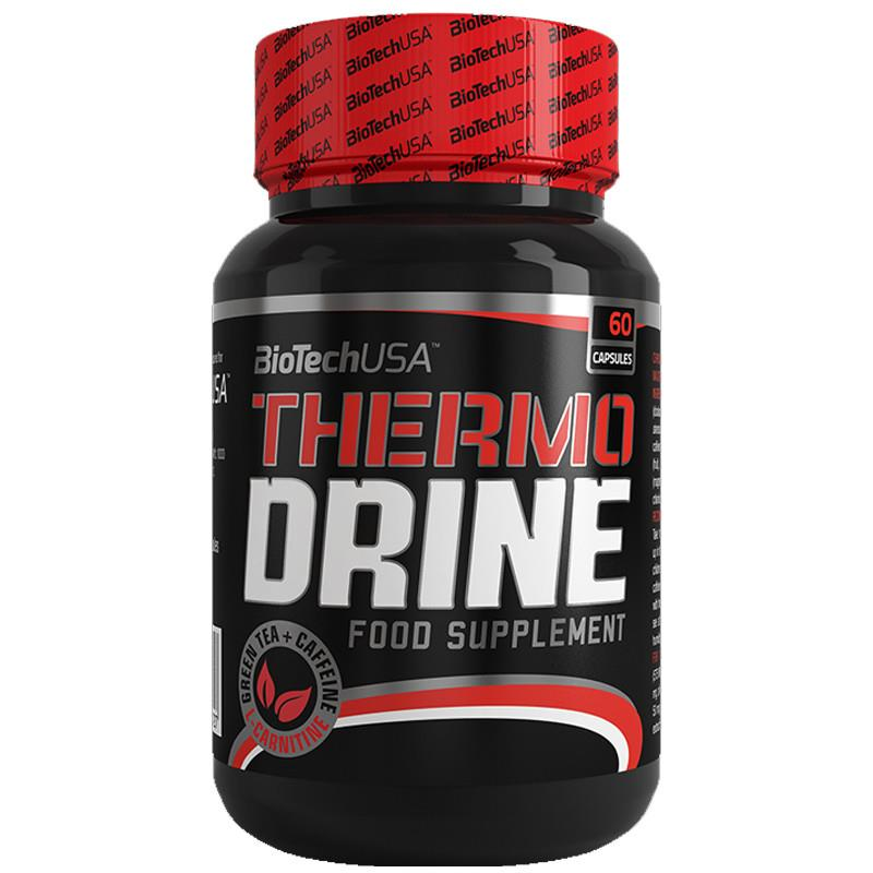 BioTechUSA-Thermo Drine Fat Burner 60 Kapseln  (46gr)