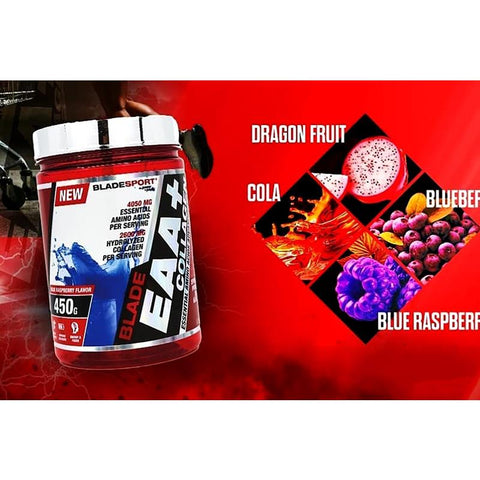 BladeSport -   Eaa + Collagen (450gr)