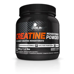 Olimp- Creatine Monohydrate Powder (550gr)