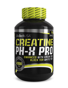 BioTechUSA - Creatine PH-X (210CAPS)