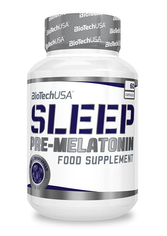 BioTechUSA - Sleep Pre-Melatonin (60CAPS)