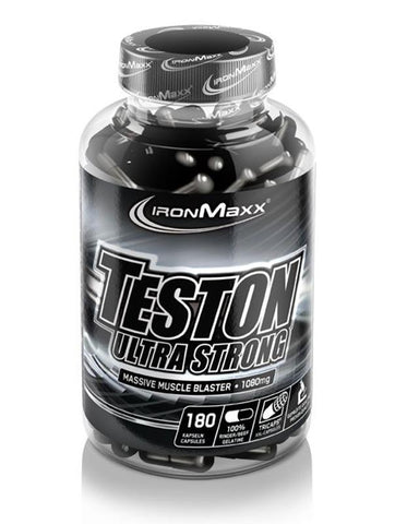 IronMaxx - Teston Ultra Strong 180 Caps
