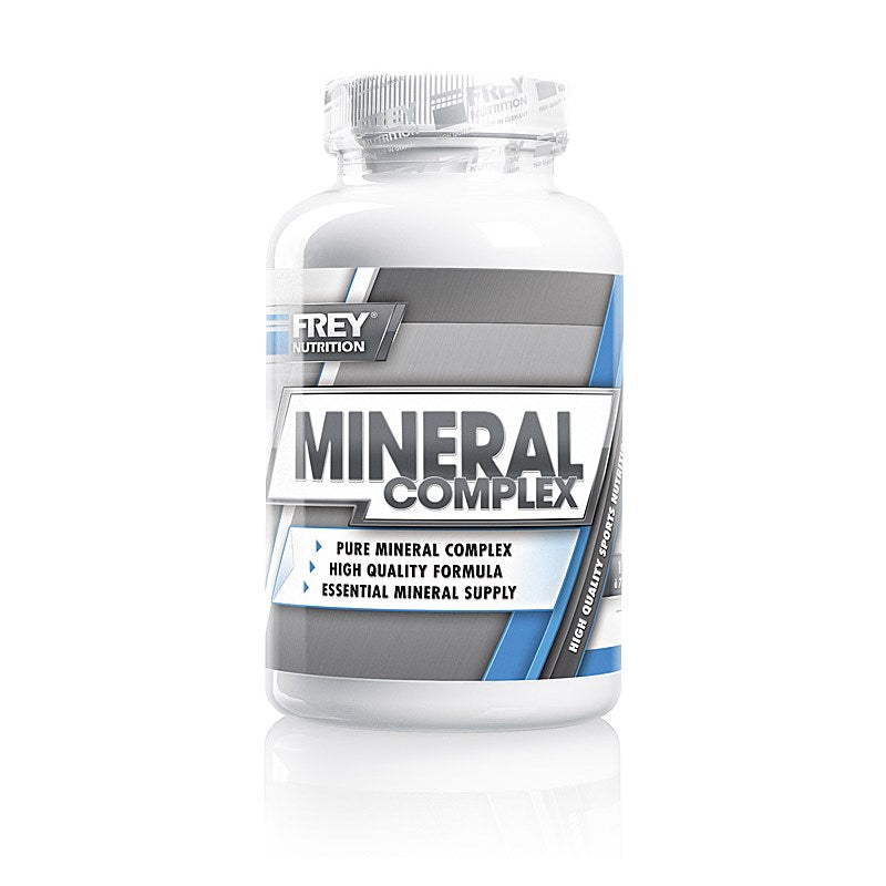 Frey Nutrition - Mineral Complex (120CAPS)