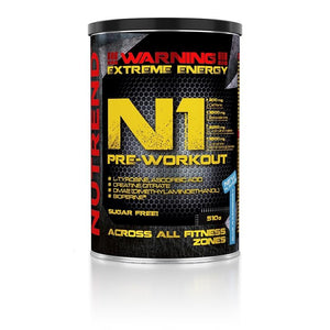 Nutrend - N1 Pre-Workout (510G)