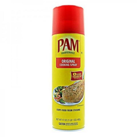 Pam- Cooking Spray  (141gr)