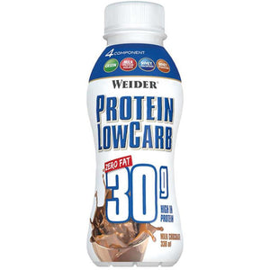 Weider- Low Carb Protein Drink  (330ml)