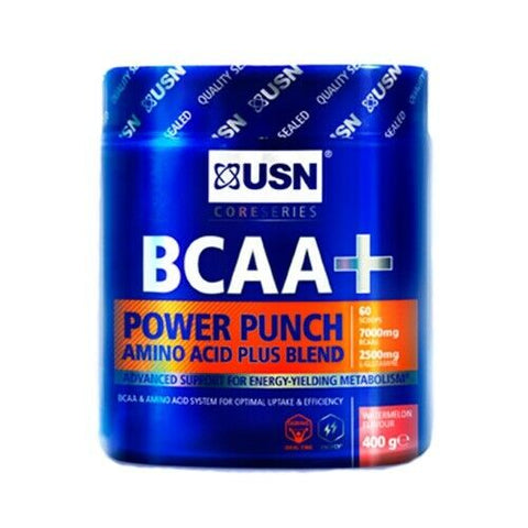 USN - BCAA Power Punch ENERGY 400g