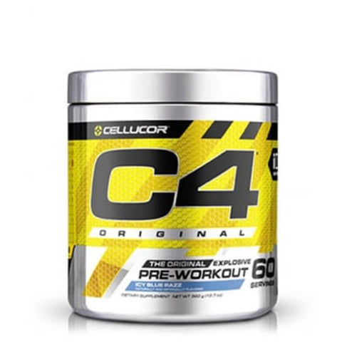 C4- Pre Workout Booster  (390gr)