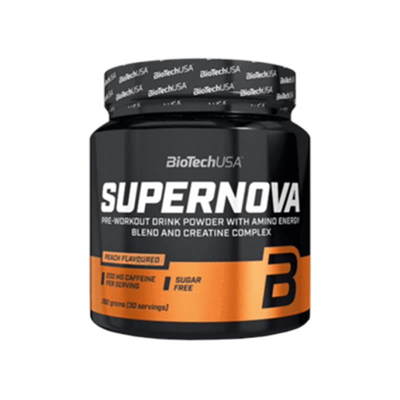 BiotechUSA- Supernova Pre Workout Booster (282gr)