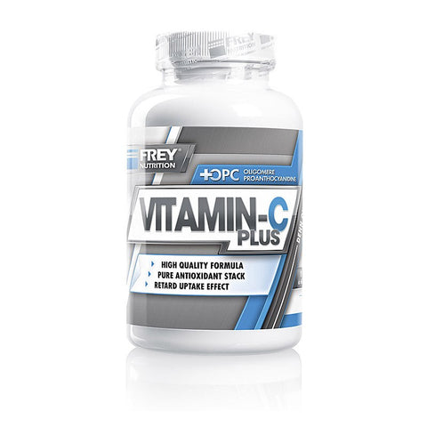 Frey Nutrition - Vitamin C Plus (120CAPS)