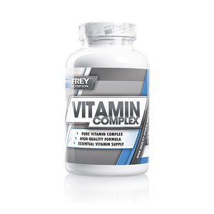 Frey Nutrition - Vitamin Complex (120CAPS)