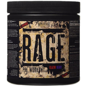 WarriorRage- Pre Workout (392gr)