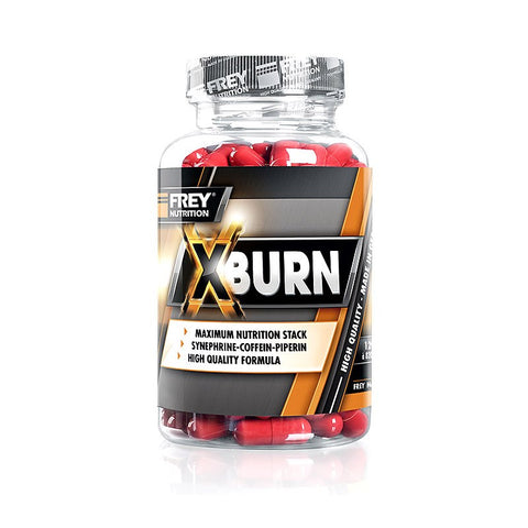 Frey Nutrition - X-Burn (120CAPS)