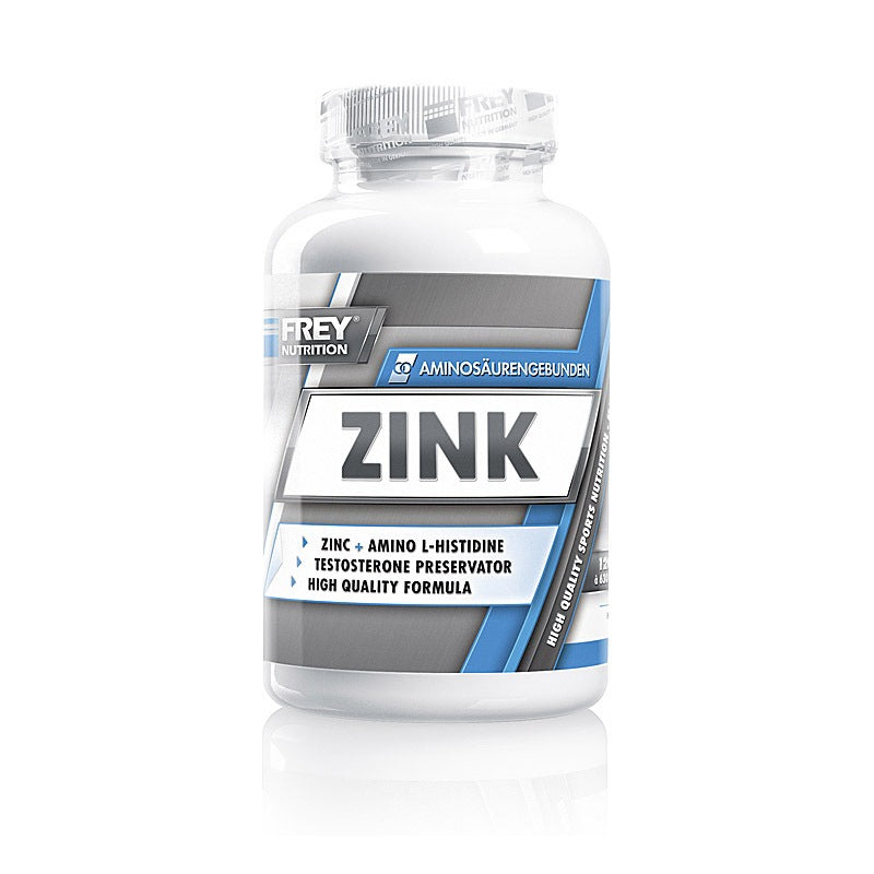 Frey Nutrition - Zink (120CAPS)